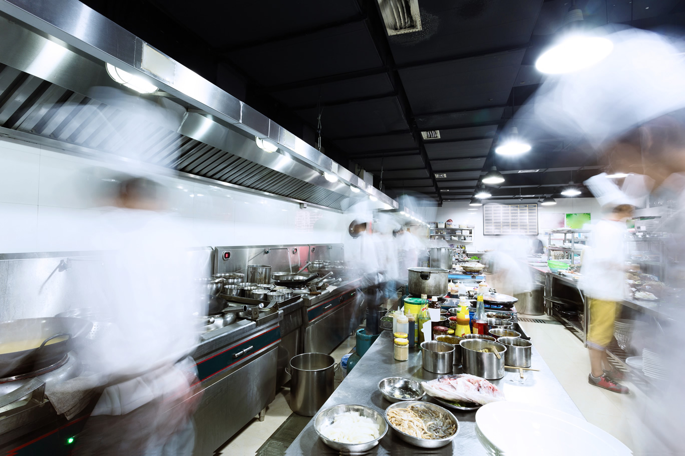 Yerinde Üretim Yemek Hizmeti